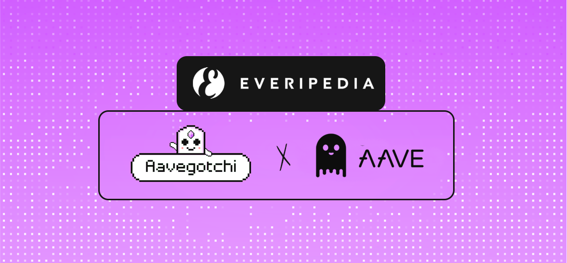 Everipedia Announces Aave's Investment in Aavegotchi NFT Game