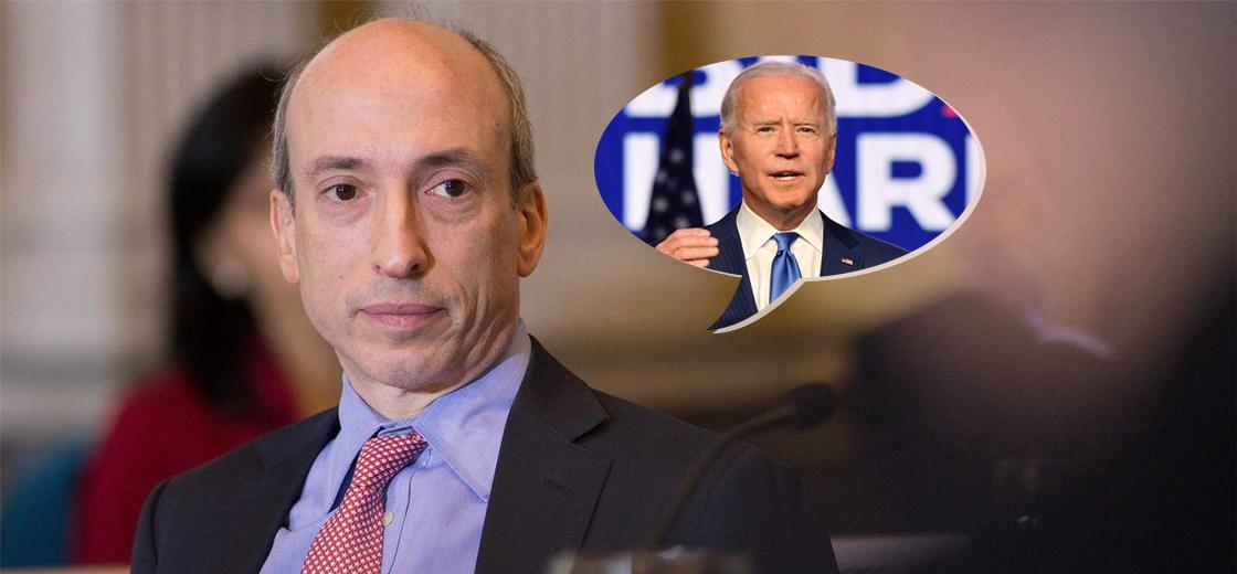 Gary Gensler to Lead Joe Biden's Financial Transition Team