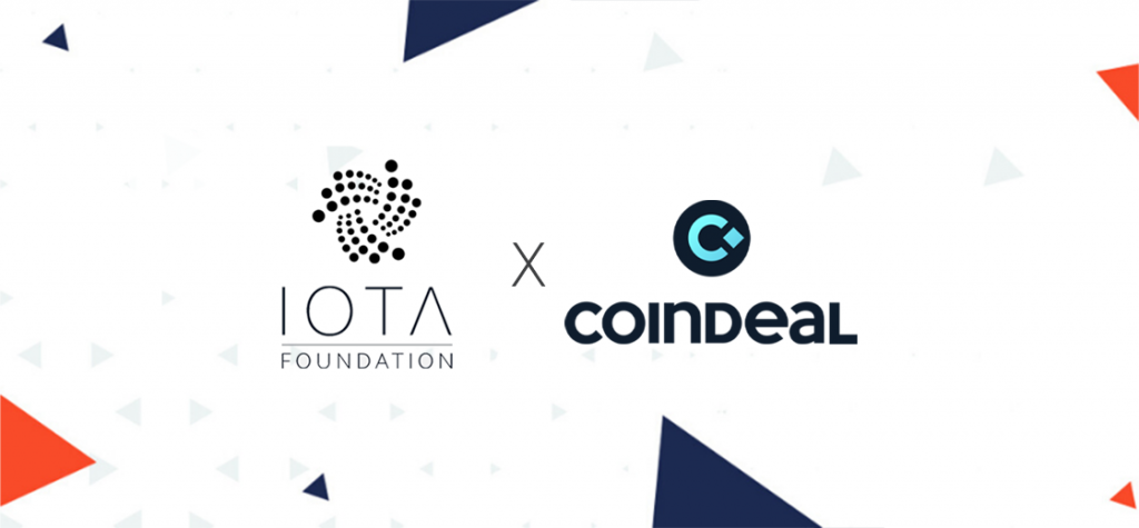 Iota Foundation Partners with CDL to Stimulate Research in DLT