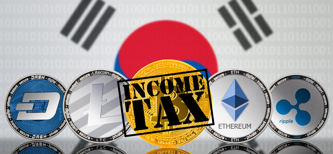 Korean Lawmakers Planning to Delay Crypto Income Tax Rule