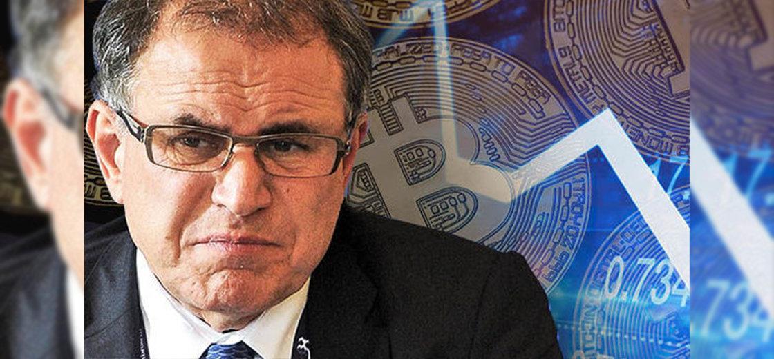 Nouriel Roubini Says Bitcoin is Only a Partial Store of Value
