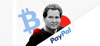 PayPal CEO Dan Schulman Appears Bullish On Bitcoin