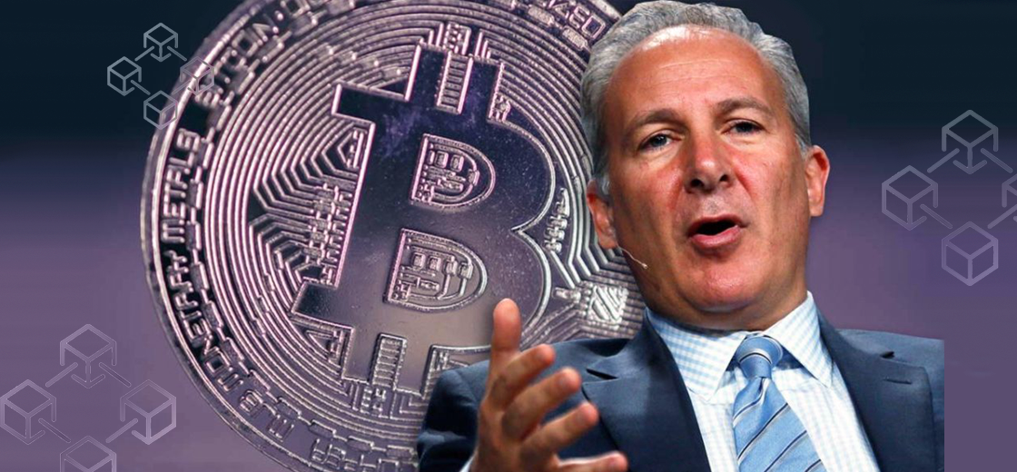Peter Schiff Strikes Bitcoin for Its Value Based on Blockchain