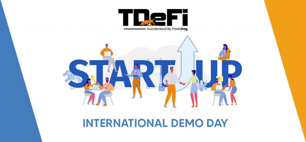 Golden Chance for Entrepreneurs to Pitch Projects with TDeFi Accelerator at the International Demo Day in Dubai