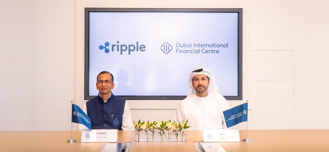 Ripple Establishes Regional Office In Dubai International Financial Center