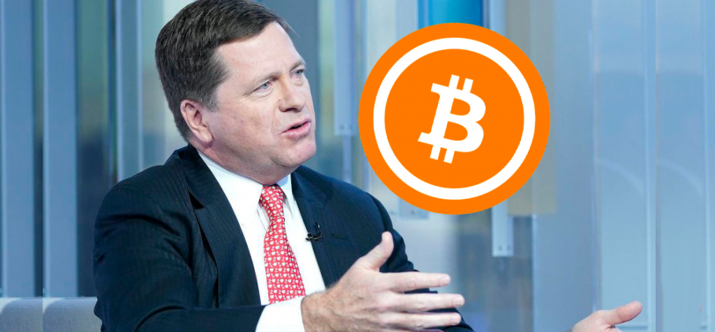SEC Chairman Jay Clayton Reveals What's Boosting Bitcoin's Rally