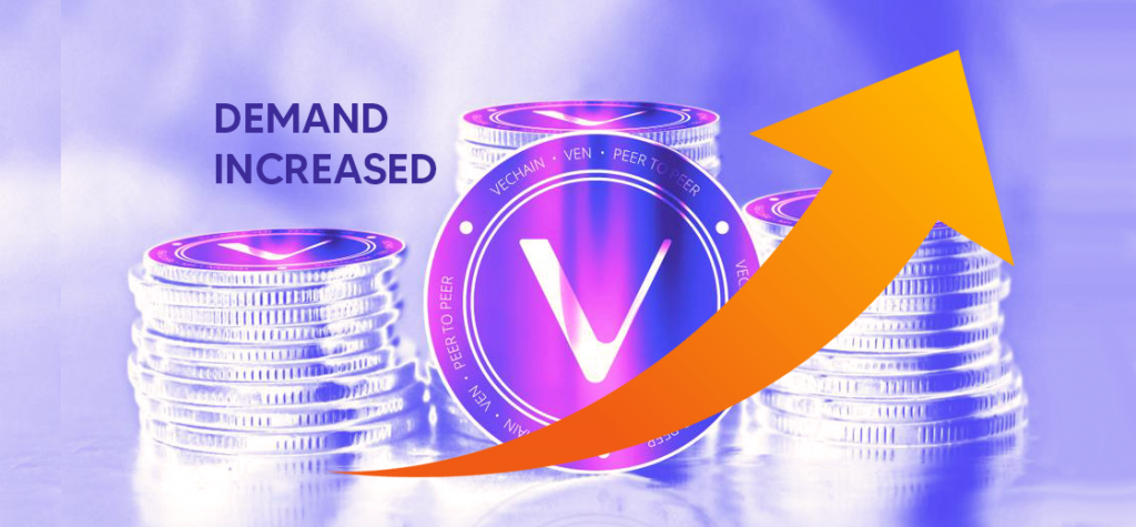 VeChain Price Might Enter Bullish Phase as Demand Increases