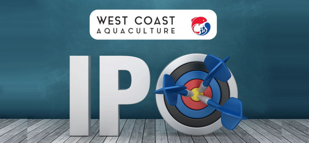 West Coast Aquaculture Completes Australia's First Crypto IPO