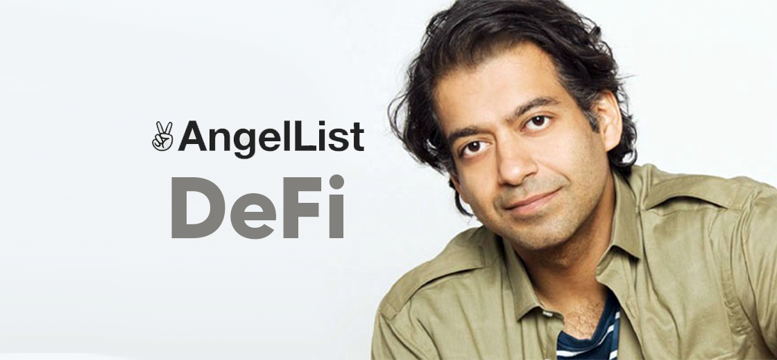 AngelList Founder Naval Ravikant in Favour of DeFi
