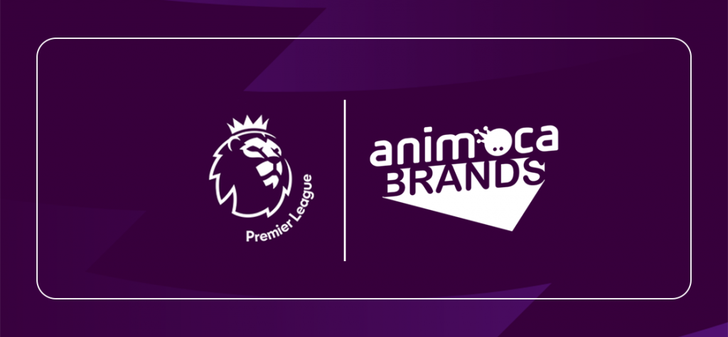 Animoca Brands Partners Premier League Football Club to Develop Games