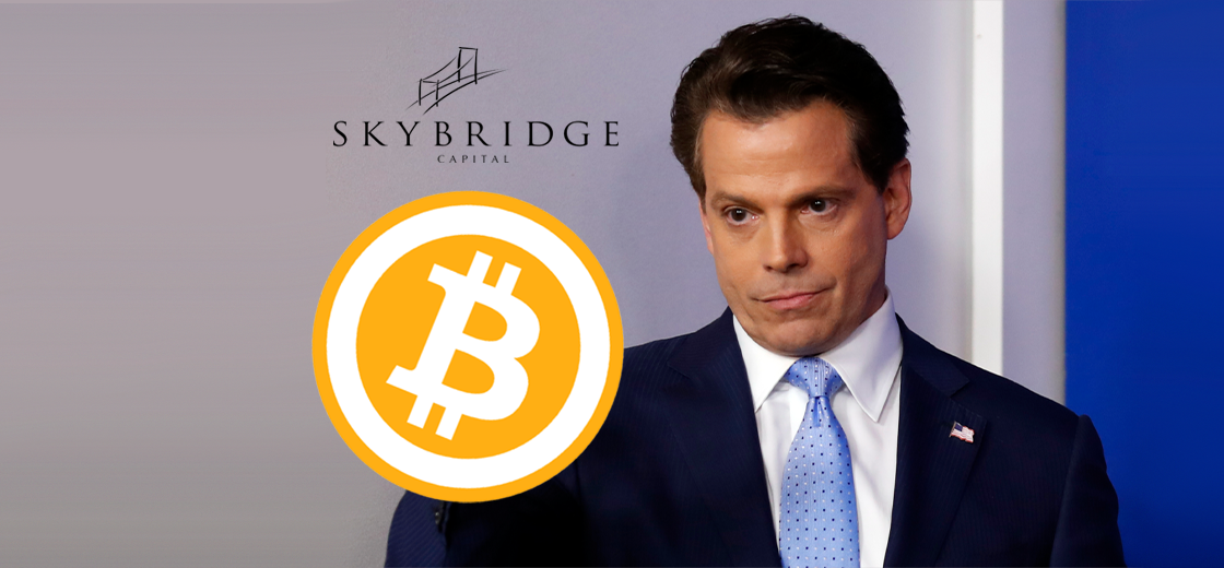 Anthony Scaramucci's SkyBridge Capital Plans on Launching Bitcoin Fund