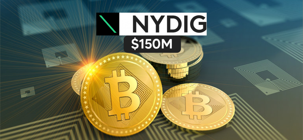 Asset Manager NYDIG Raises $150 Million For Two Bitcoin Funds