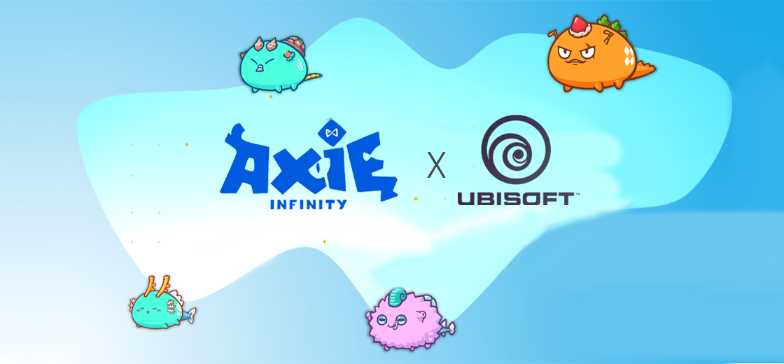 Axie Infinity Announces Launch of New Sidechain With Ubisoft