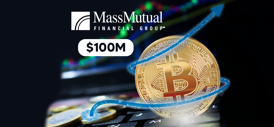 BTC Soars High as MassMutual Invests $100 Million in Bitcoin