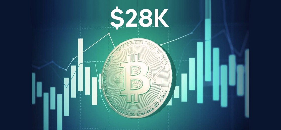 Bitcoin Rally Continues, Hits Another All-Time High of $28,000