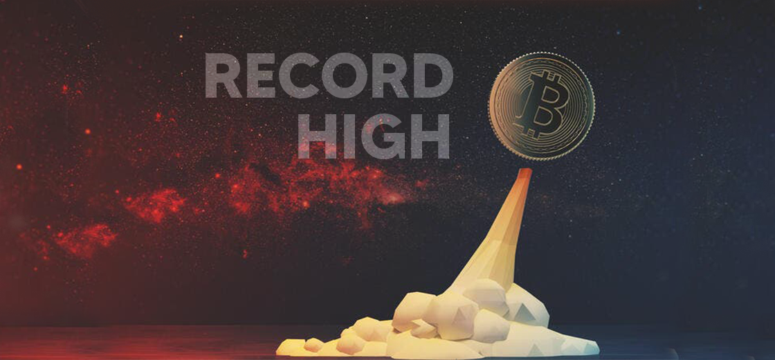 Bitcoin Soars Record High as Fed Finalizes Monetary Stimulus Package