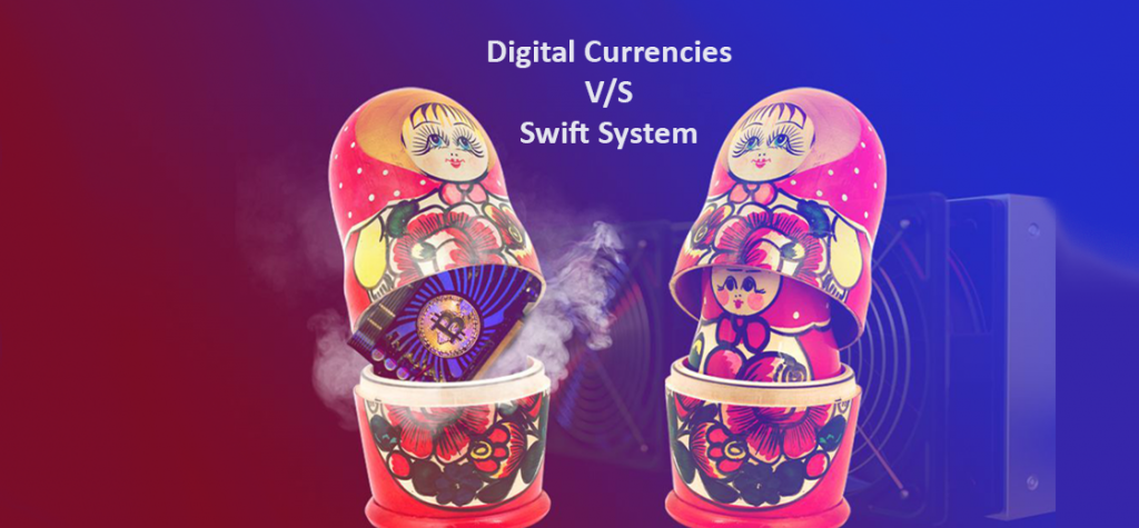 CBR Deputy Governor Believes Digital Currencies Might Challenge SWIFT System