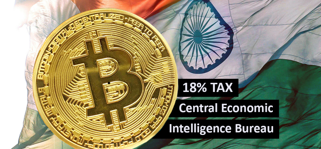 CEIB Urges Indian Government For 18% Tax on Bitcoin Trading