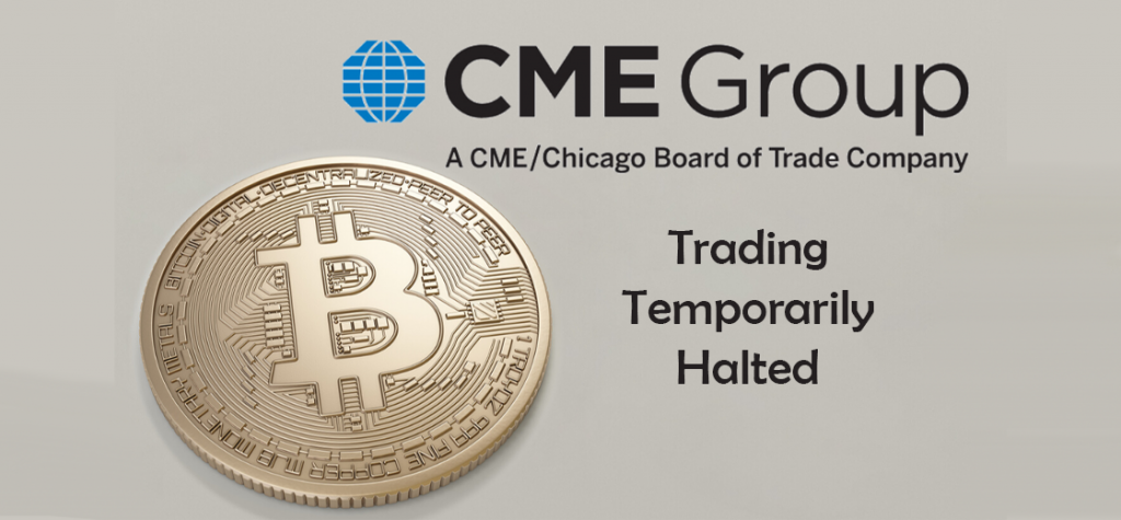 CME Bitcoin Futures Trading Temporarily Halted Due to Massive Volatility