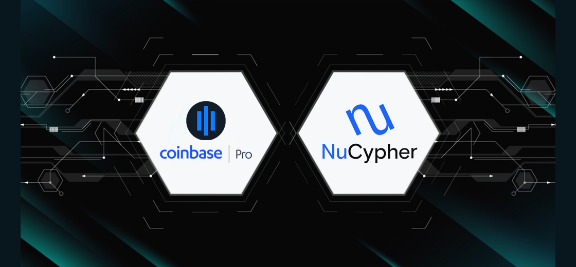 Coinbase Pro Extends Support For NuCypher, Accepting Its Inbound Transfers