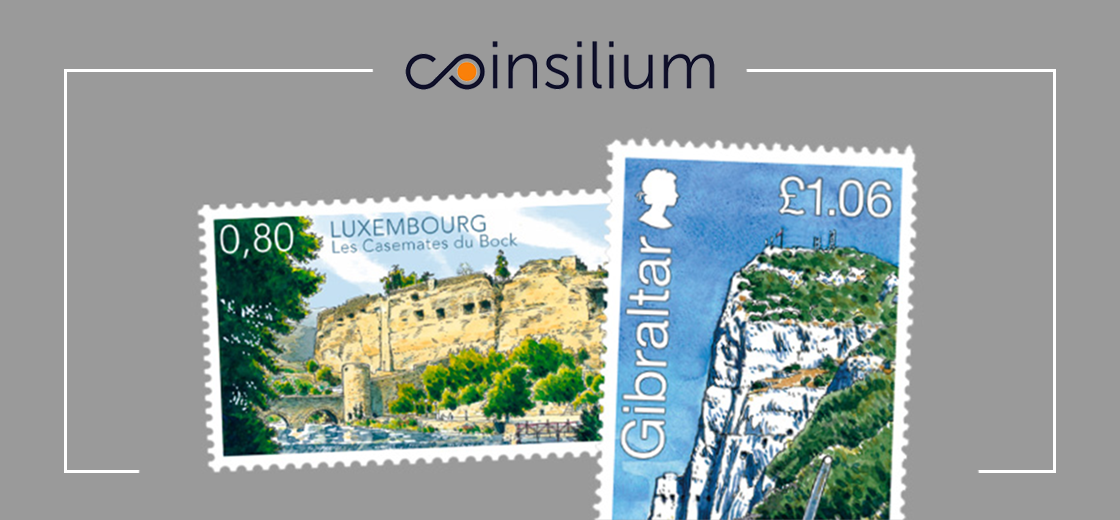Coinsilium Signs Agreement to Create Gibraltar Crypto Postage Stamp