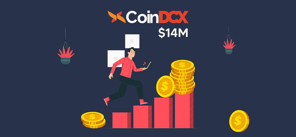 Crypto Exchange CoinDCX Raises $14M in Series B Funding Round