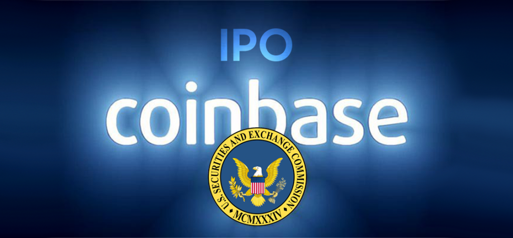 Crypto Exchange Coinbase Files With the SEC to Launch Its IPO