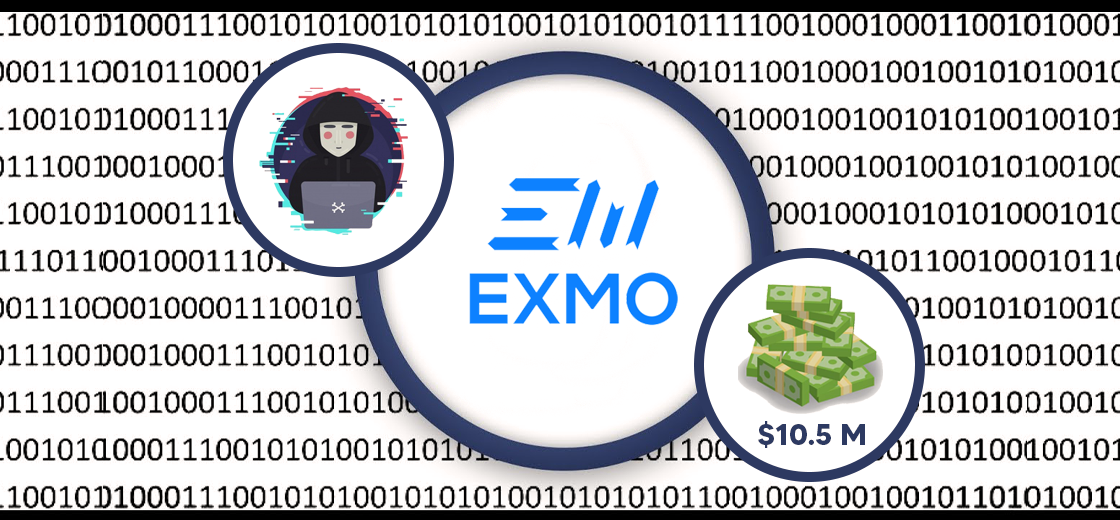 Crypto Exchange EXMO Hacked, Losing $10.5 million Worth of Funds