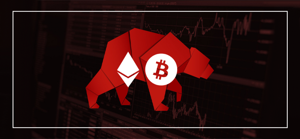 Crypto Market Update: Bitcoin and Ethereum Show Bearish Signs