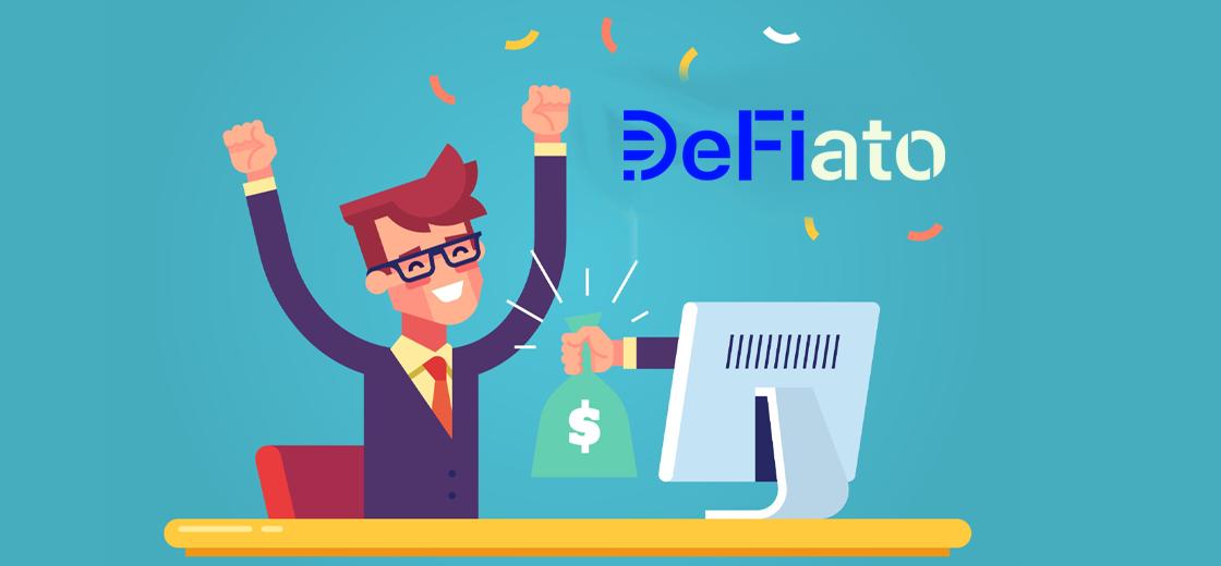 DeFiato Announces Its Release, Users Can Earn Passive Income