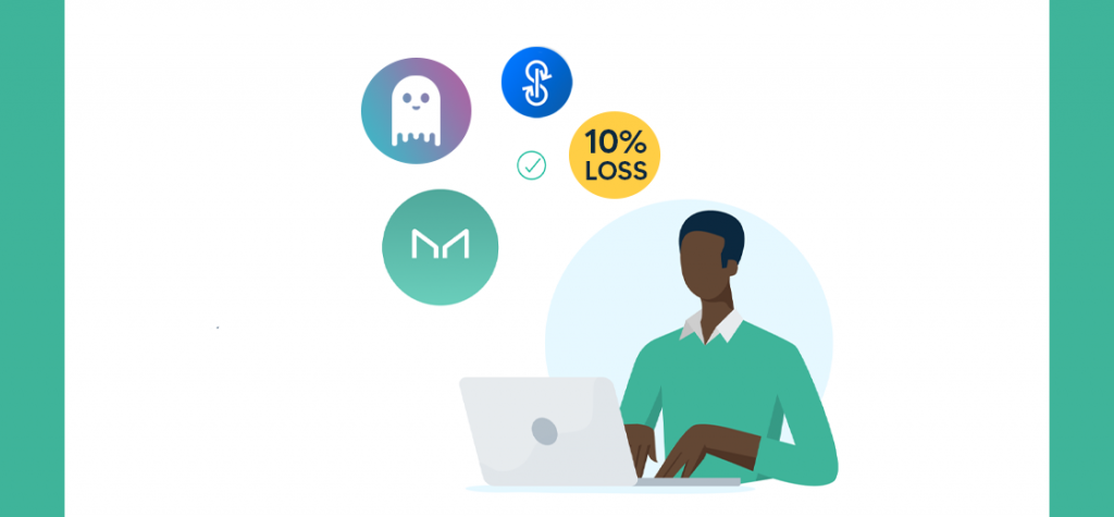 Defi Market Update: Maker, Aave, and Yearn.Finance Down By 10%