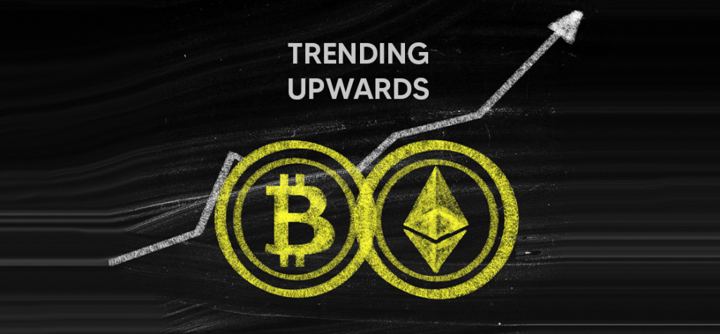 Ethereum Price Correlates to Bitcoin as Both Are Trending Upwards