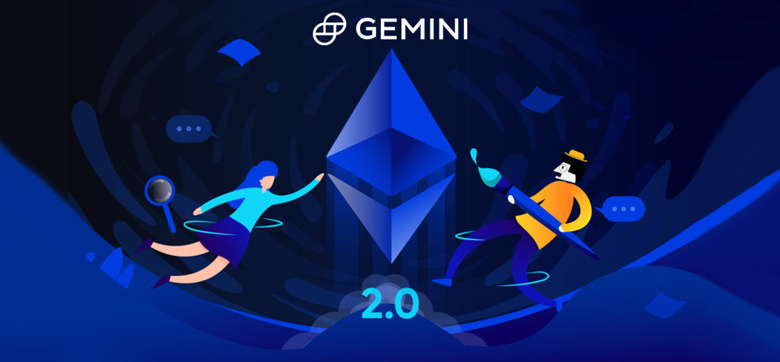Gemini Announces to launch Ethereum 2.0 Staking and Trading