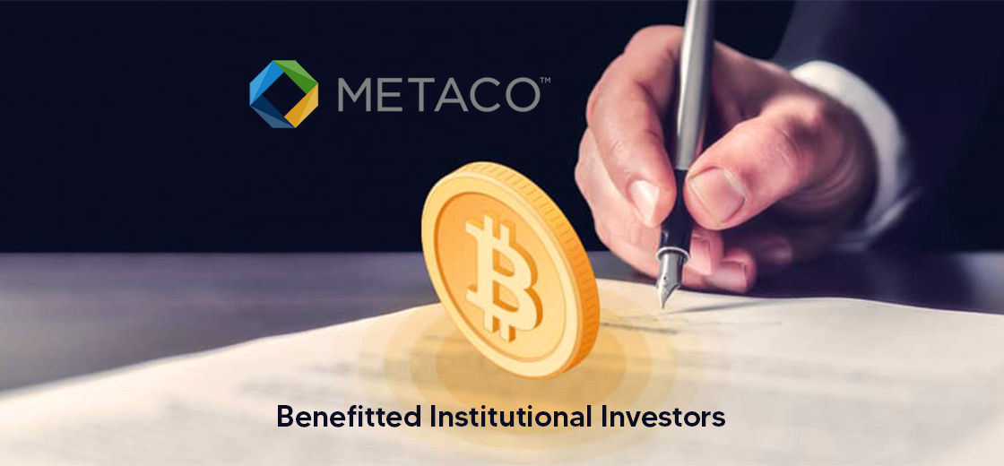 METACO's VP Believes Crypto Regulations Benefited Institutional Investors in 2020