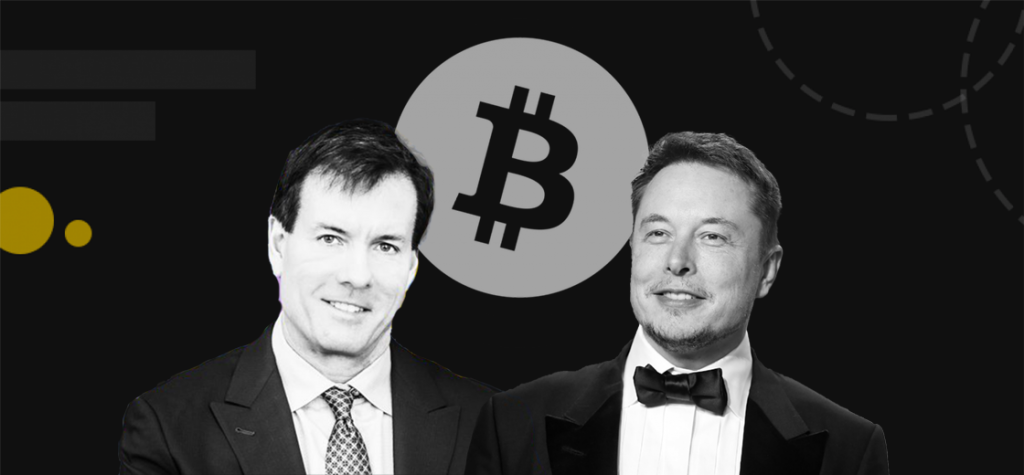 Michael Saylor Advises Musk as Bitcoin Hits New All-Time High
