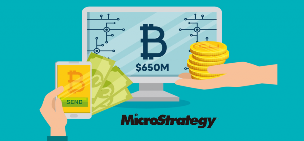 MicroStrategy Raises $650M of Convertible Bonds to Finance Bitcoin Purchases