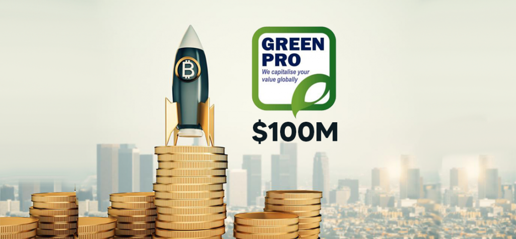 Nasdaq Listed Greenpro Capital Set to Launch $100 Million Bitcoin Fund