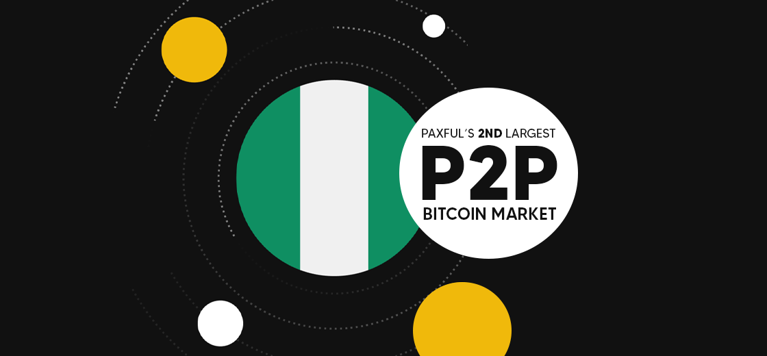 Nigeria Becomes Second-Largest P2P Bitcoin Market for Paxful