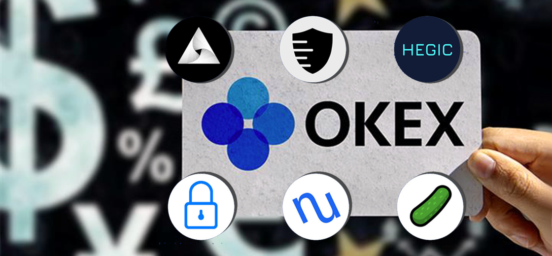 OKEx Strengthens Its Commitment by Listing Six New Projects