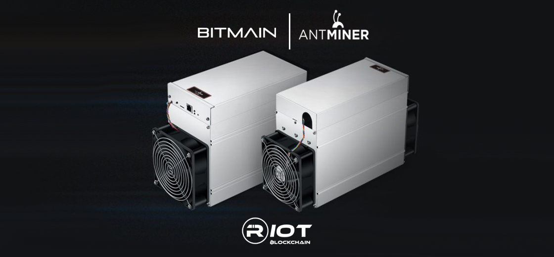 Riot Blockchain Purchases 15K Antminers For $35M From Bitmain