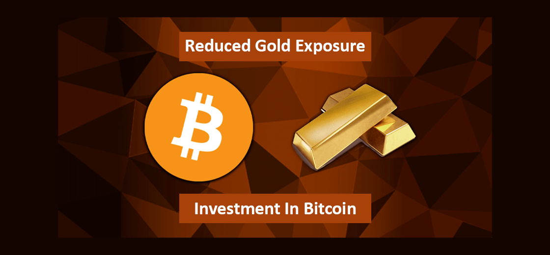 Ruffer Investment Reduces Gold Exposure By Investing in Bitcoin