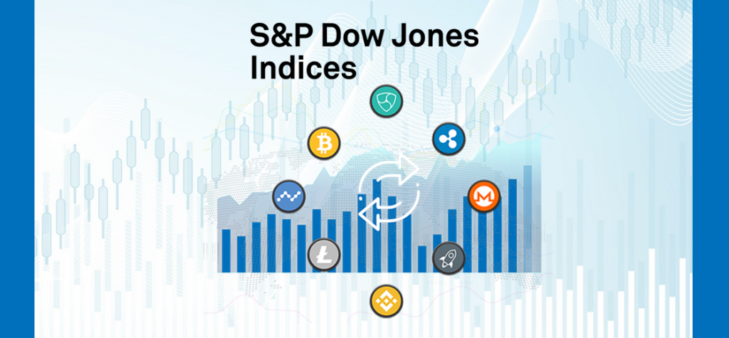 S&P Dow Jones to Launch Customizable Cryptocurrency Indexing Service