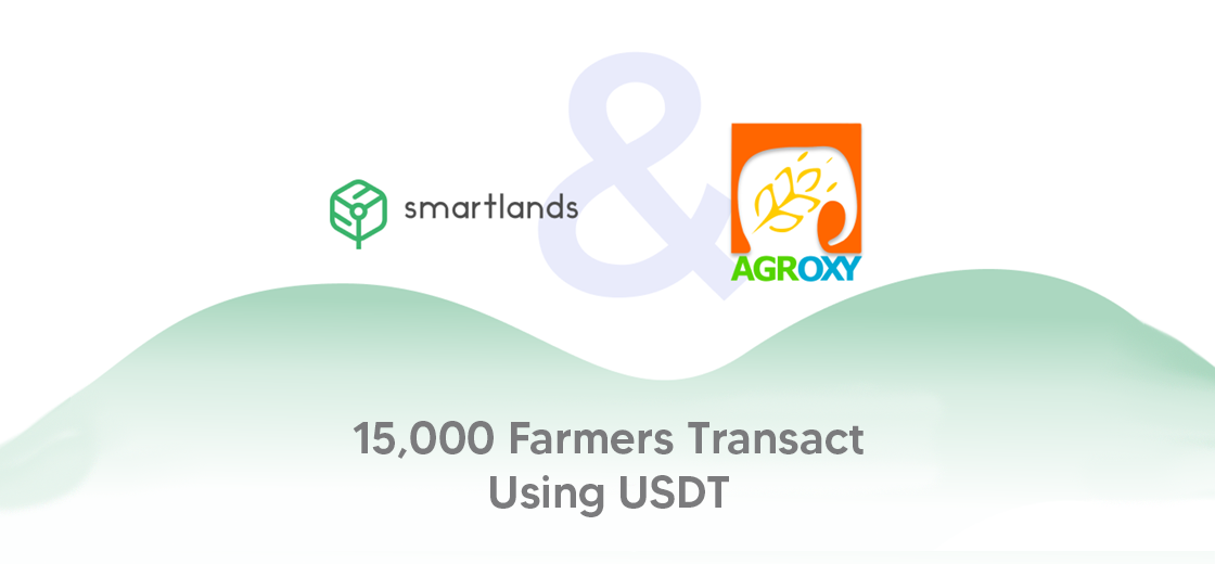 Smartlands Partners with Agroxy, Allowing 15,000 Farmers to Use USDC