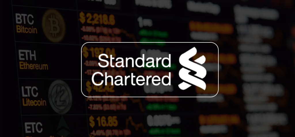 Standard Chartered All Set to Launch Its Crypto Trading Platform