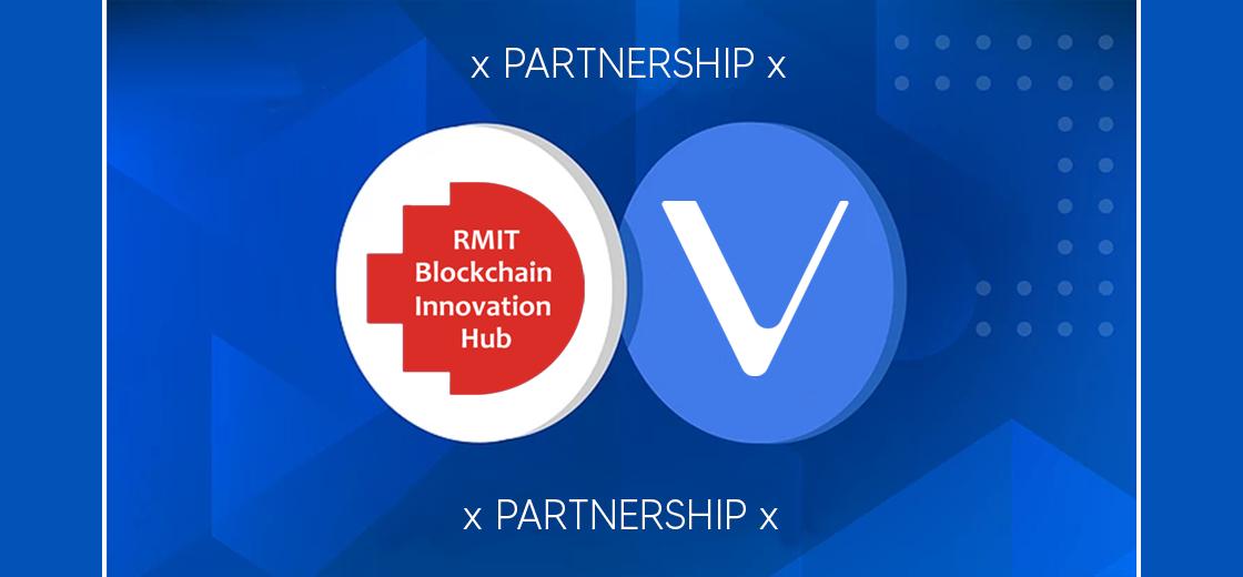 VeChain Foundation Partners With the RMIT Blockchain Innovation Hub