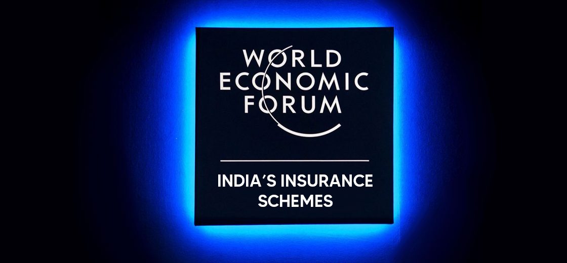 WEF Report Says Blockchain Can Solve India's Insurance Schemes