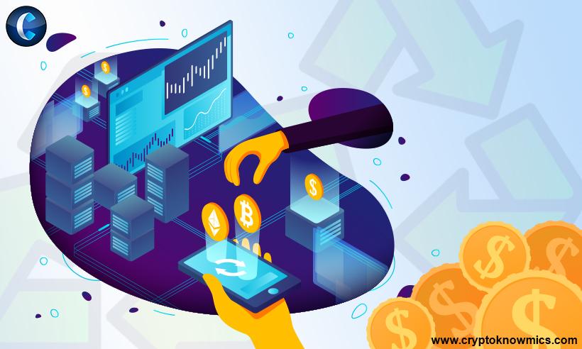 Cryptocurrency Exchange: An Exchange Platform for Cryptocurrencies
