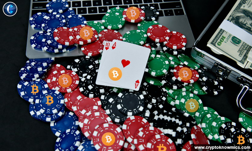Online Gambling Site Positioning Itself at the Forefront of a True Crypto Revolution