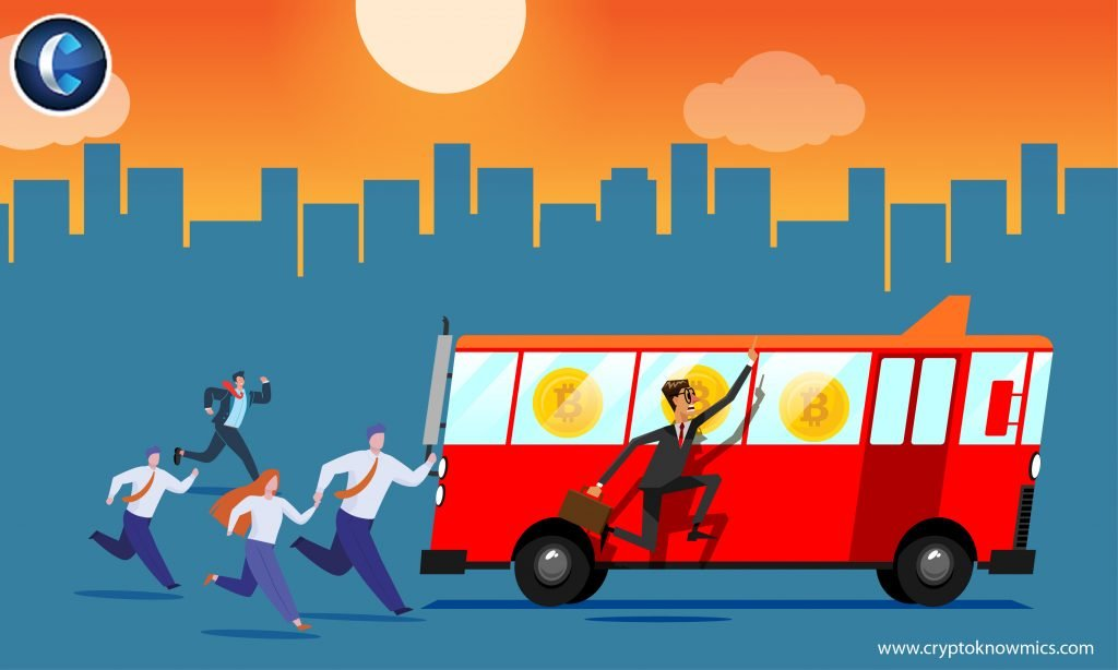Don't Wait for the BTC Dip, Lest You will Miss the Bus!
