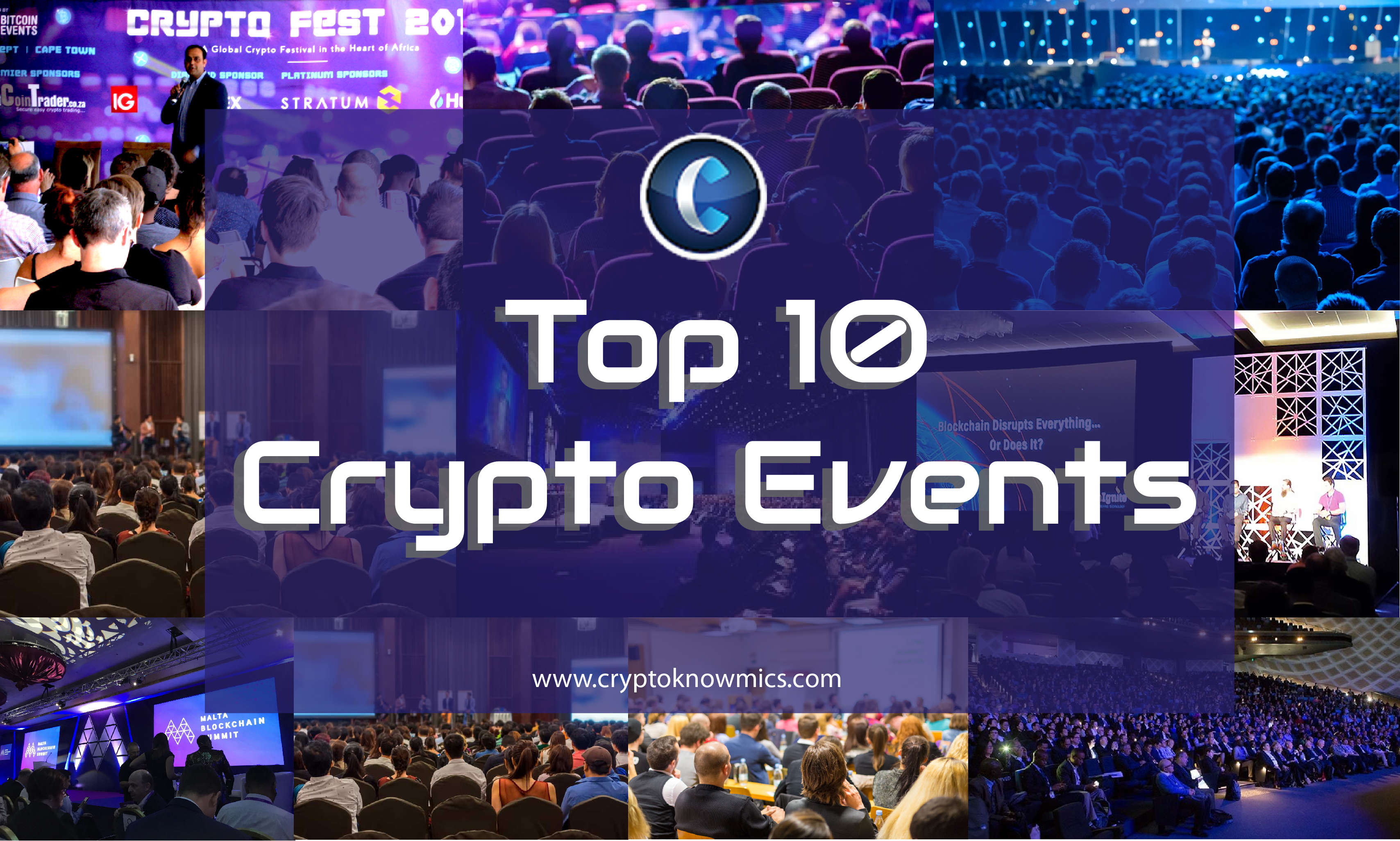 Top 10 Crypto Events to Keep an Eye on in 2021